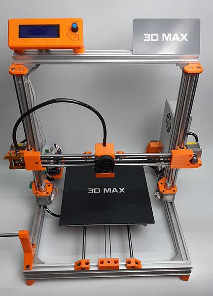 Mới tìm hiểu in 3D nên mua máy in 3D Max